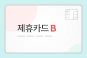 KT 제휴카드 B